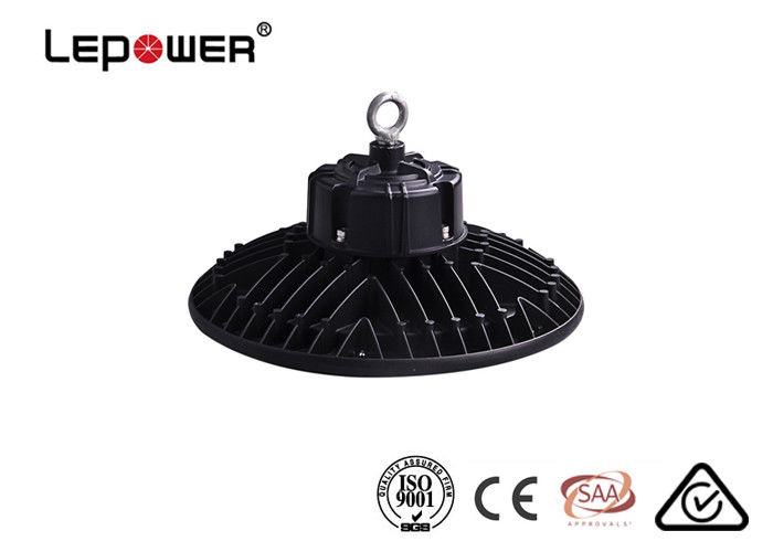 Industrial 80W LED UFO High Bay Light Light 60% Energy - Saving Stable Performance