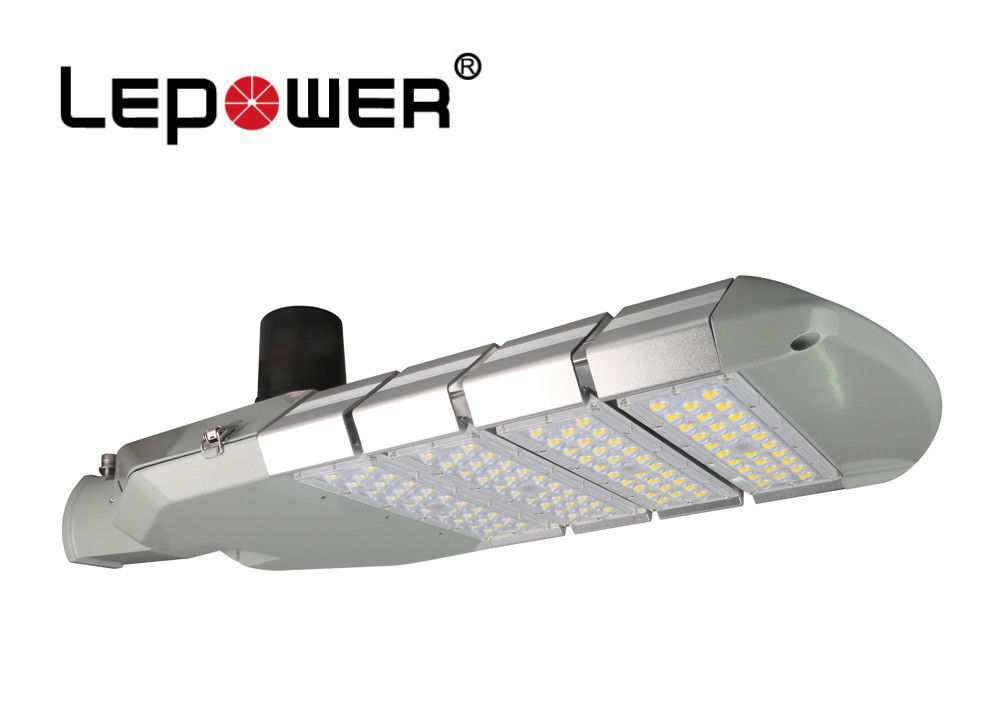 LEPOWER 160lm/w 150w High Lumen Smart LED Street Lights 3000K DALI Dimming Control System